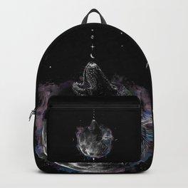 La Loba (Black) Backpack