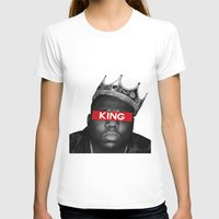 biggie smalls T-shirts featuring Biggie Smalls by Creative Threads