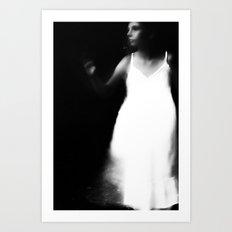 Fading No. 3 Art Print