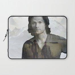 Sam Winchester Fan Art Laptop Sleeve