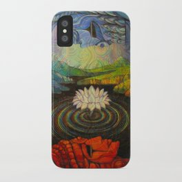 Earth-and-Sky iPhone Case