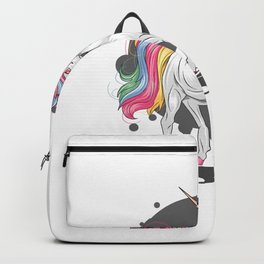 Uncorn Full Color Rainbow Backpack