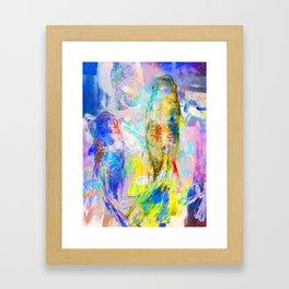 Kois Layered Framed Art Print
