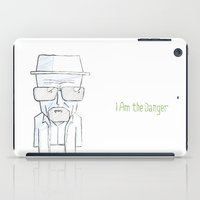walter white iPad Cases featuring Walter White by Casillas