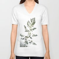 grace V-neck T-shirts featuring GRACE by Teresa Chipperfield Studios