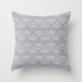 Chevron Arrows Throw Pillow