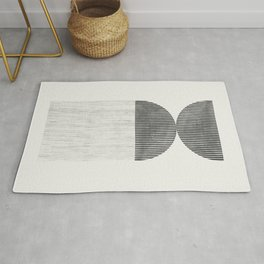 Woodblock Paper Graphic_01 Rug