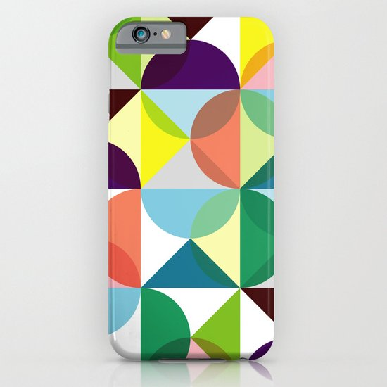 Geometry for Modern Houses (2010) iPhone & iPod Case