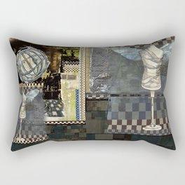 Astrolabe, 2 Rectangular Pillow