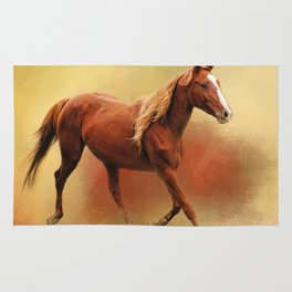 A Dash of Chestnut Mare Rug