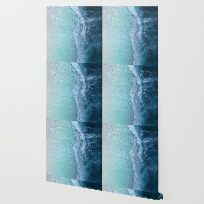 Turquoise Sea Wallpaper