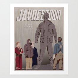 Jaynestown Art Print