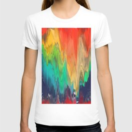 Pixel Sorting 67 T-shirt