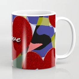 heart matter Coffee Mug