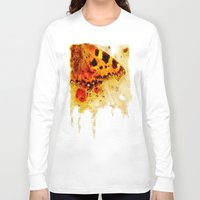 moth Long Sleeve T-shirts featuring moth by Markus Breitbach