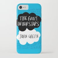 tfios iPhone & iPod Cases featuring TFiOS by Hoeroine