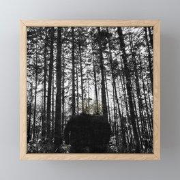 I Love You Framed Mini Art Print