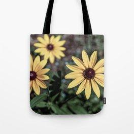 Three Gloriosa daisies Tote Bag