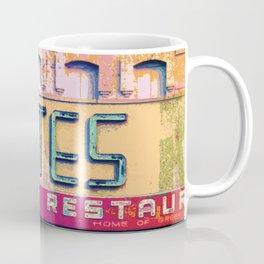 Pete's Restaurant Vintage Coffee Mug