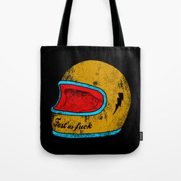 fast as fuck Tote Bag