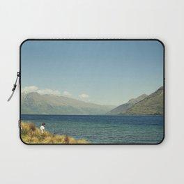 Calm shore Laptop Sleeve