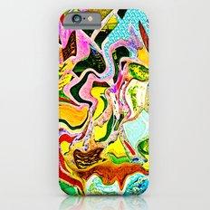 Summer Stain iPhone 6 Slim Case