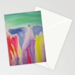 Sprout (within, without and withal) Stationery Cards