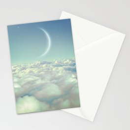 Dream Above The Clouds Stationery Cards