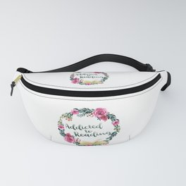 Addicted to Reading Fanny Pack