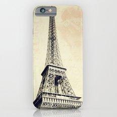 Parisian Vintage Slim Case iPhone 6s