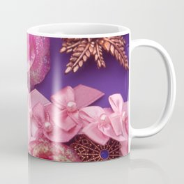RIBBONS & FILIGREE Coffee Mug