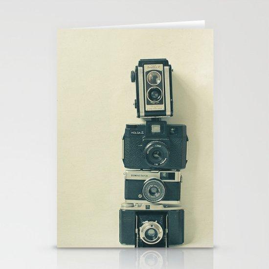 Camera Love Stationery Cards