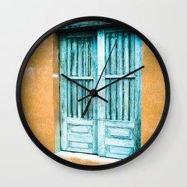 Door 5 Wall Clock