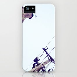 Trans-Mission iPhone Case