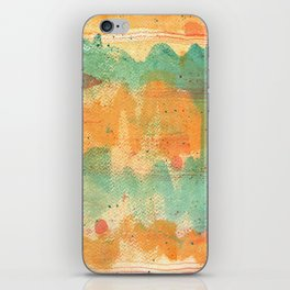 Curious River iPhone Skin