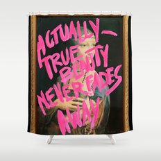 TRUEBEAUTY Shower Curtain