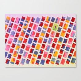Trendsetter Canvas Print