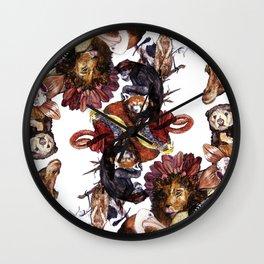 Similarities Wall Clock
