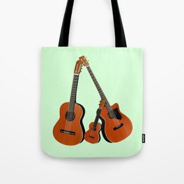 Acoustic instruments Tote Bag