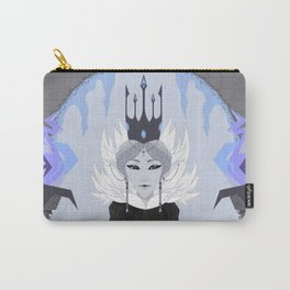 Elven Ice Queen Carry-All Pouch