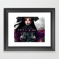 QUEEN Framed Art Print