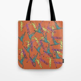 Fly United Tote Bag