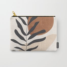 Abstract Art /Minimal Plant 12 Carry-All Pouch