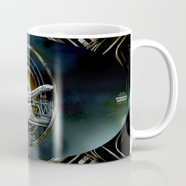 """Astrological Mechanism - Capricornus"" Coffee Mug"