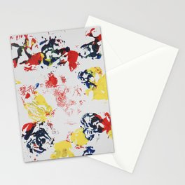 Blotches Stationery Cards
