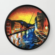 Harlem, Clearly Wall Clock