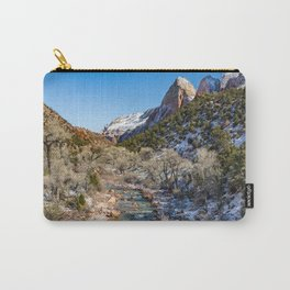 Virgin River 4764 - Canyon Junction, Zion Carry-All Pouch