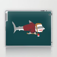 Shark LumberJack Laptop & iPad Skin