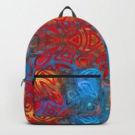 The Easter Bunny Visual Enigma III Backpack