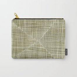 Ink Weaves: Citrine Carry-All Pouch